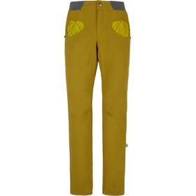 E9 Rondo Art Story Trousers Men Pistachio